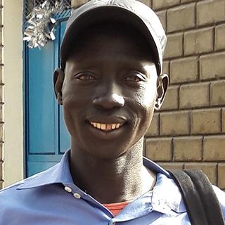 Pastor Peter Malual