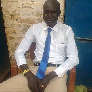 Pastor John returns to Akot with his Agriculture Degree