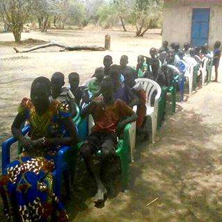 New Sunday School Class